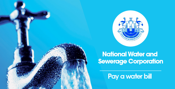 National Water Bill Payment